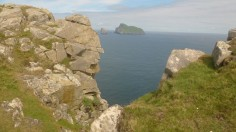 Boreray from St Kilda (Photo by Natasha Freedman)