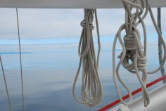 Sailing to Lochmaddy