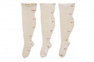 Gin Socks, 2005 (1 pint of gin = 3 socks)