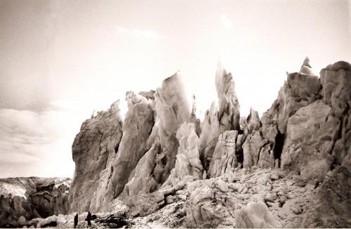 decaying glacier 2004 voyage
