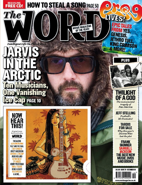 The Word magazine cover feature